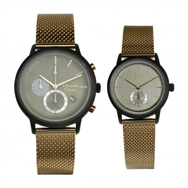 AlexandreChristie│6498GBLG對錶 1