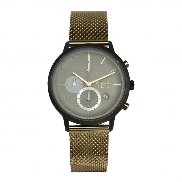 AlexandreChristie│6498GBLG對錶 2